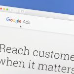 google ads, reach customers